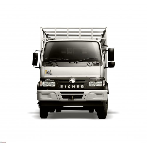EICHER MEDIUM TRUCKS