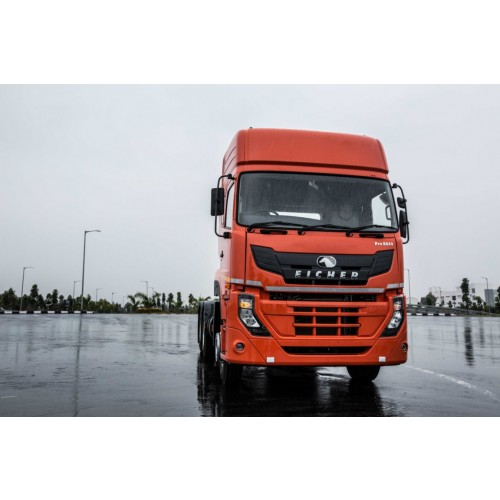 EICHER HEAVY TRUCKS